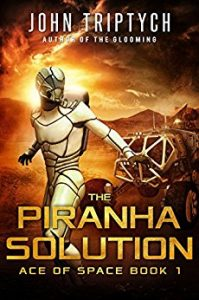 The Piranha Solution by John Triptych