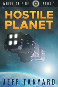 Hostile Planet by Jeff Tanyard