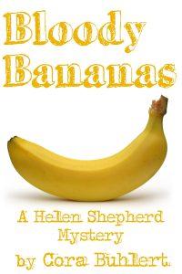 Bloody Bananas by Cora Buhlert