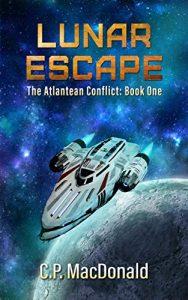 Lunar Escape by C.P. MacDonald