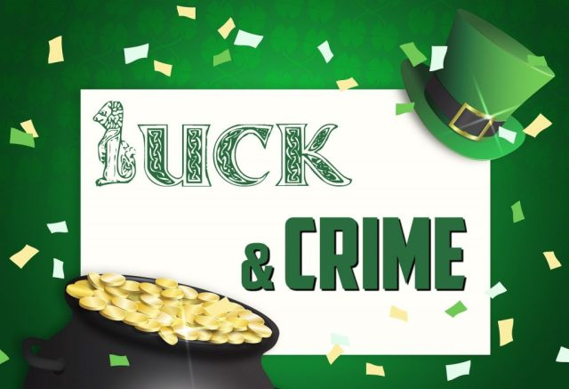 Luck and Crime banner