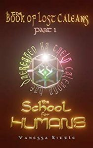 The School for Humans by Vanessa Kittle