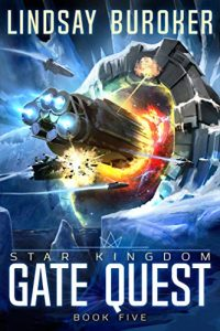 Gate Quest by Lindsay Buroker