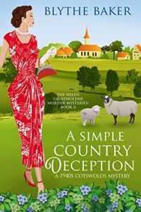 A Simple Country Deception by Blythe Baker