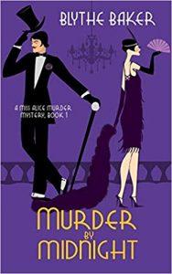 Murder by Midnight by Blythe Baker