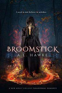 Broomstick by A.L. Hawke