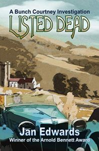 Listed Dead by Jan Edwards