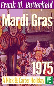 Mardi Gras, 1975 by Frank Butterfield