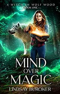 Mind over Magic by Lindsay Buroker