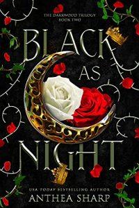 Black As Night by Anthea Sharp