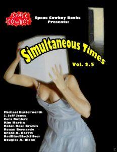 Simultaneous Times Vol. 2.5 edited by Jean-Paul Garnier