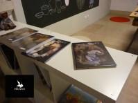 Exposition au musée Bargouin