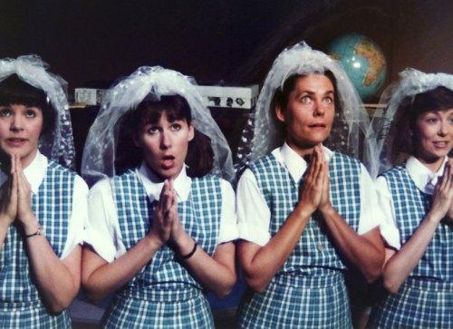 """Catholic School Girls"""