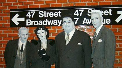James Gilbert, Leslie Patrick, Kurt Kleinmann, Tim Honnoll (l-r)
