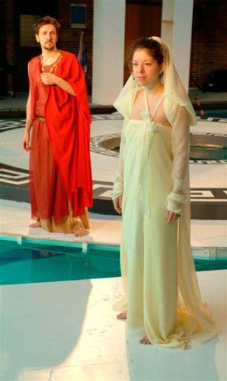 Ariadne and Dionysos