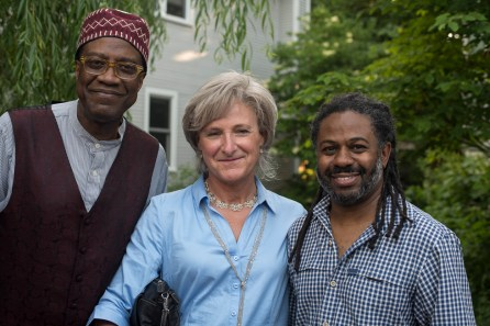 Abdul Hakeem, Allie Stephens & Dino Robinson