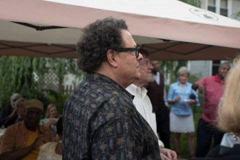 Host Roger Brown