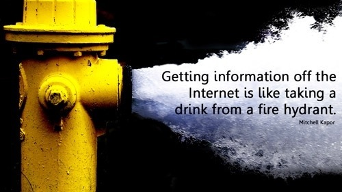 Internet Information Overload