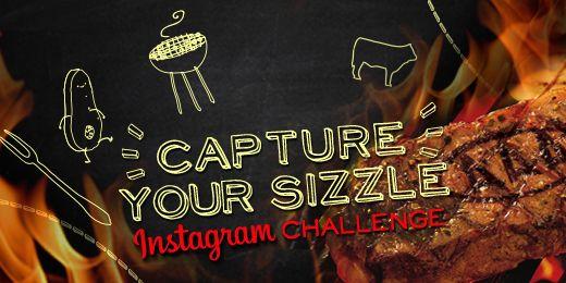 Love to BBQ Beef? #CaptureYourSizzle