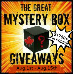 The Great Mystery Boxes Giveaway