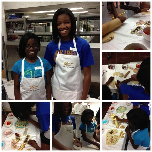 FairmontCooksWithKids baking