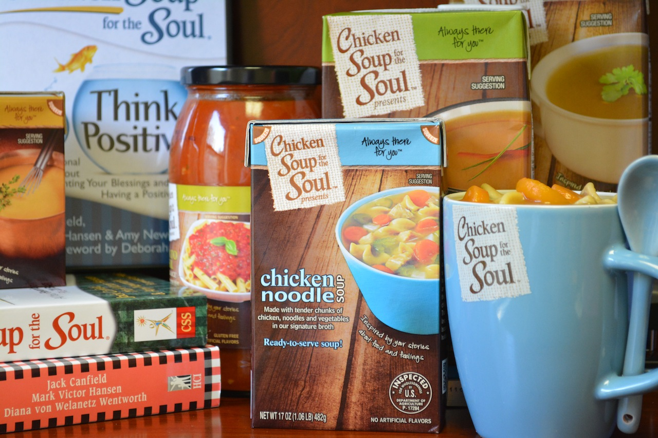 Chicken Soup for the Soul Special Offer on LivingSocial Ending Soon!