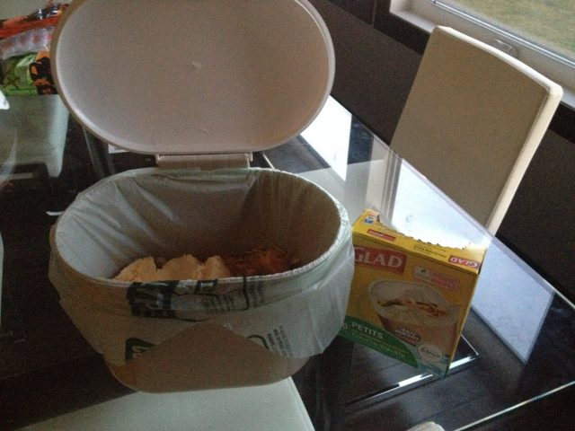 Composting Made Easy with the #GladGruesome Challenge