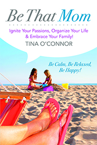Be that mom book