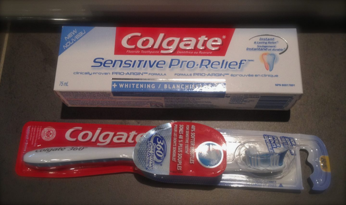 My Sensitive Teeth Used To Hate Me But Not Anymore #ColgateSensitive