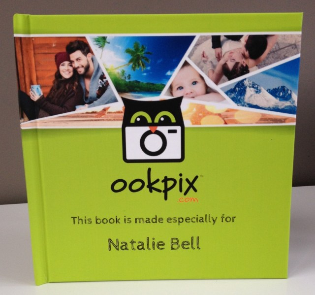 ookpix hardcover photobook