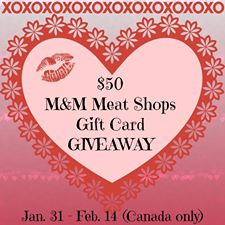 $50 M&M Meat Shop Giveaway #MMValentine