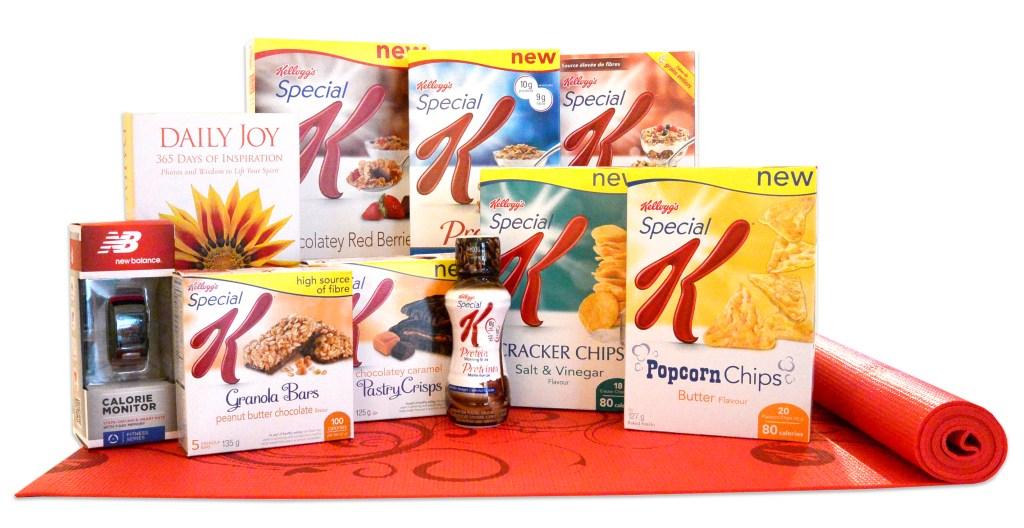 kelloggs positivity prize pack