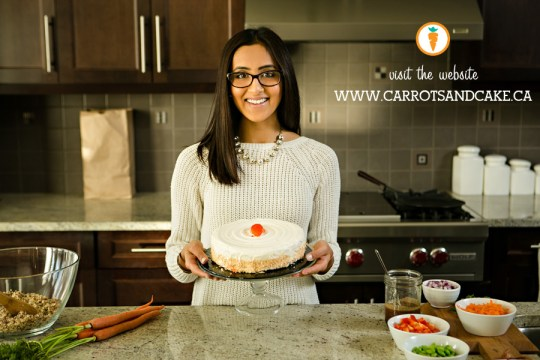 Nita Sharda from Carrots and Cake