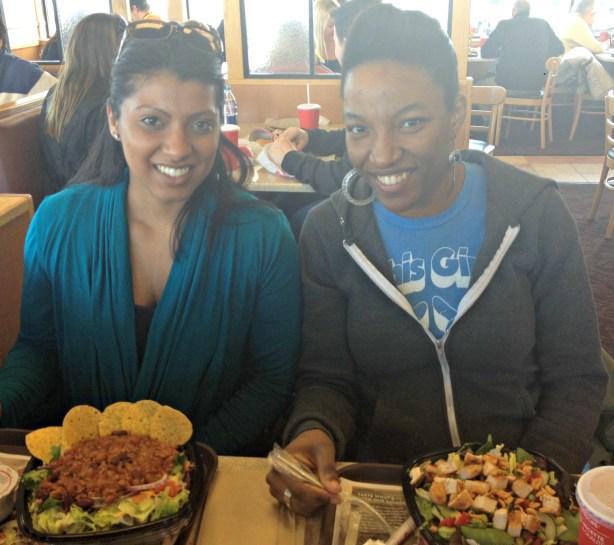 Wendys Natasha and Natalie