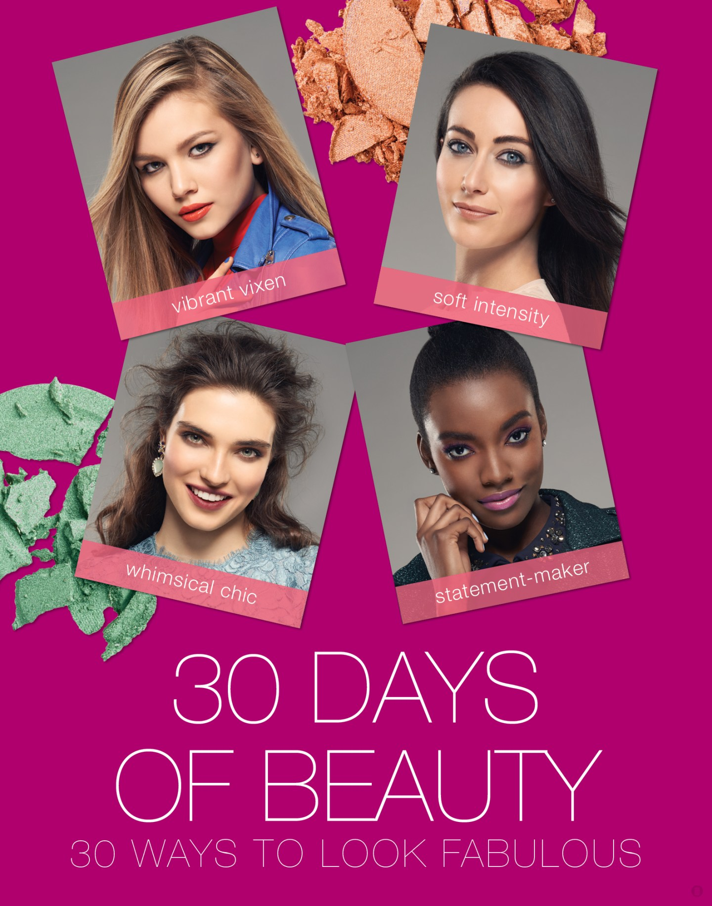 I'm Ready For #30DaysOfBeauty, Are You?
