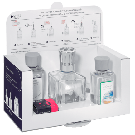 #Win A Lampe Berger Starter Kit And Purify Your Home