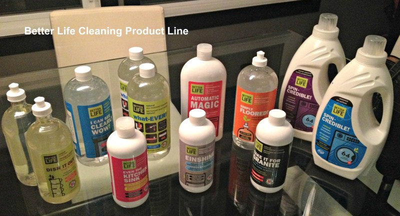 Cleaning Is Toxin Free With Better Life Products Cleanhappensca
