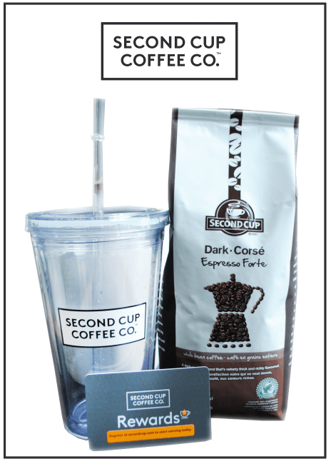Celebrate The New Second Cup Frappe and Win a $100 Prize Pack #SCFrappe