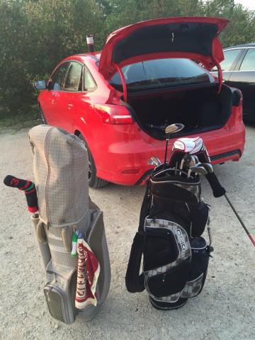 FocusOnMyCity golf bags