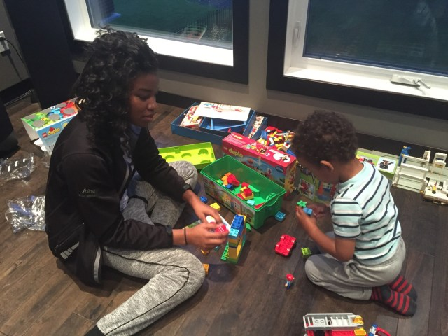 #HappyMomMoments Lego