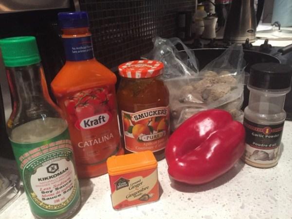 Sweet & Sour Ingredients