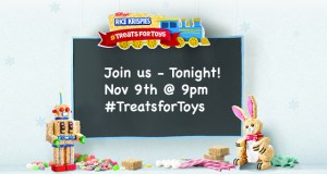 #TreatsForToys Twitter Party