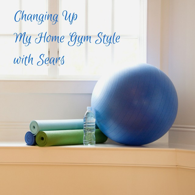 Changing UpMy Home Gym Stylewith Sears