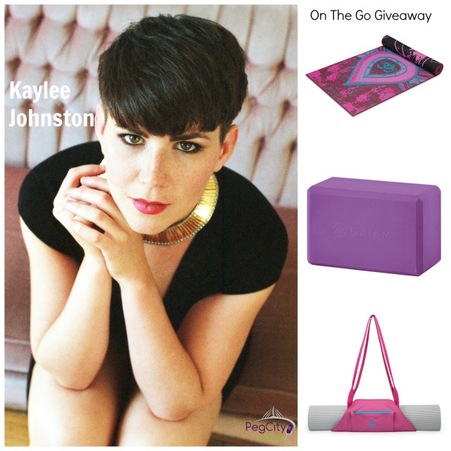 """""""On The Go"""" Kaylee Johnston Interview and #Giveaway"""