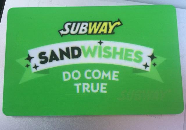 #SandwishGranted