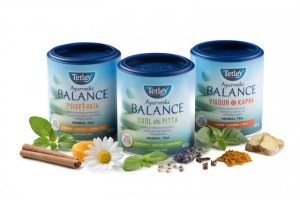 Find Your Balance With Ayurvedic Tea from Tetley