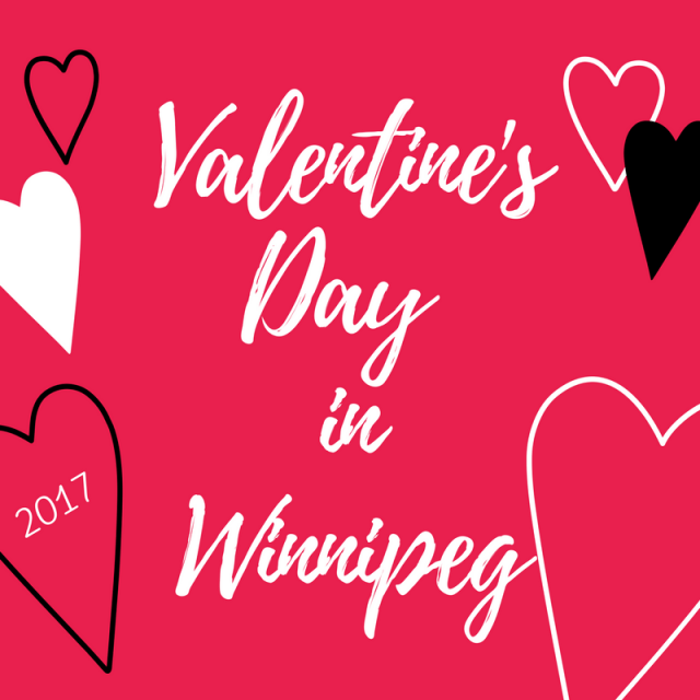 Valentine's Day in Winnipeg