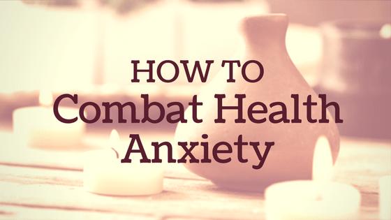 Combat health anxiety