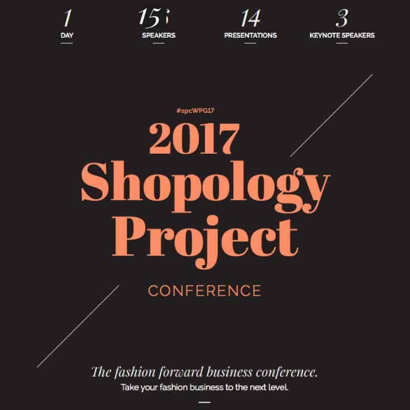 Shopology Project Conference