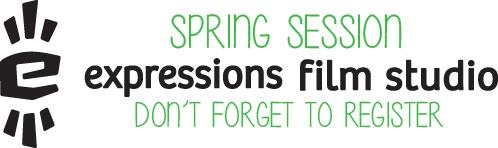 Expressions Film Studio Spring Session